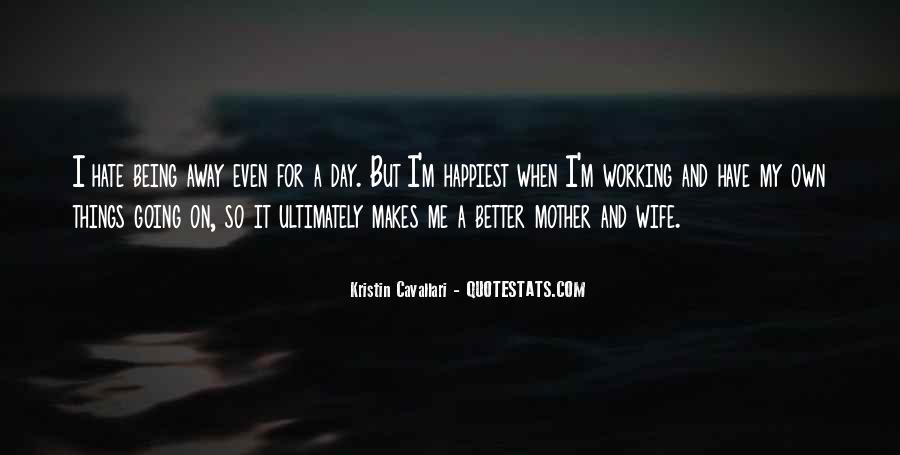 Kristin Cavallari Quotes #605918