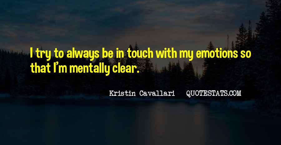 Kristin Cavallari Quotes #742391