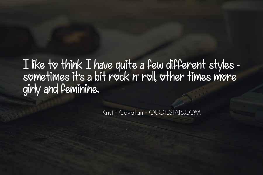 Kristin Cavallari Quotes #799888