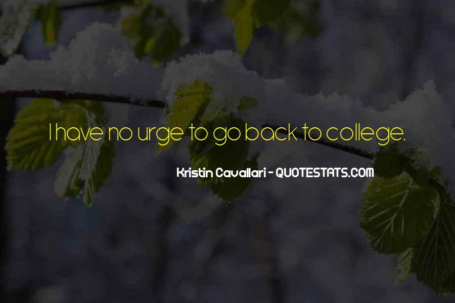 Kristin Cavallari Quotes #821065