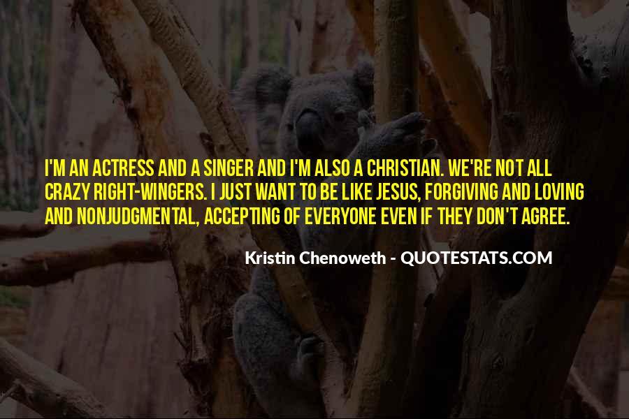 Kristin Chenoweth Quotes #1012048