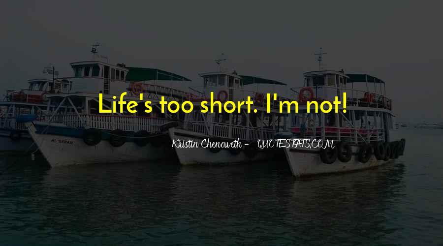 Kristin Chenoweth Quotes #105154