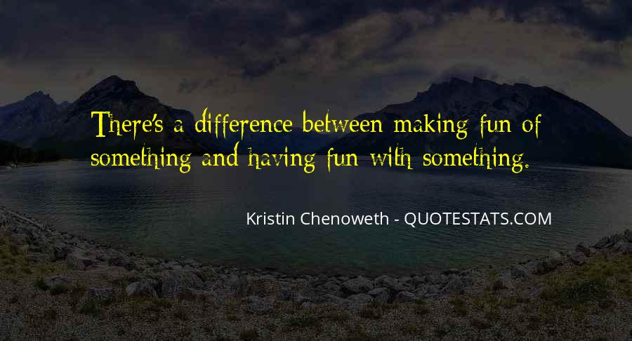 Kristin Chenoweth Quotes #141286