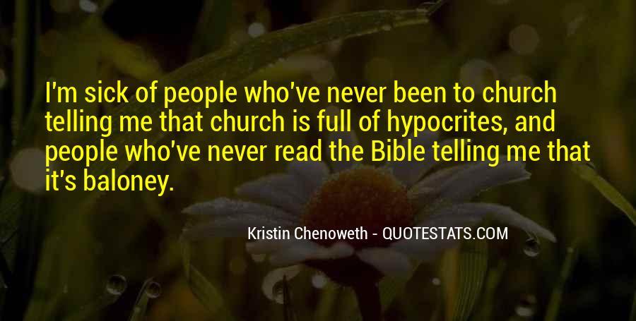 Kristin Chenoweth Quotes #1422124