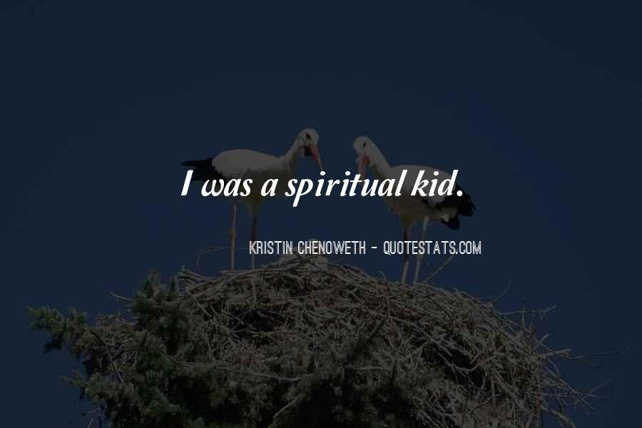 Kristin Chenoweth Quotes #1526677