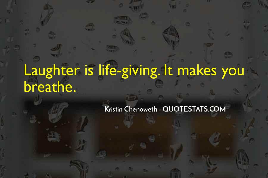 Kristin Chenoweth Quotes #1717716