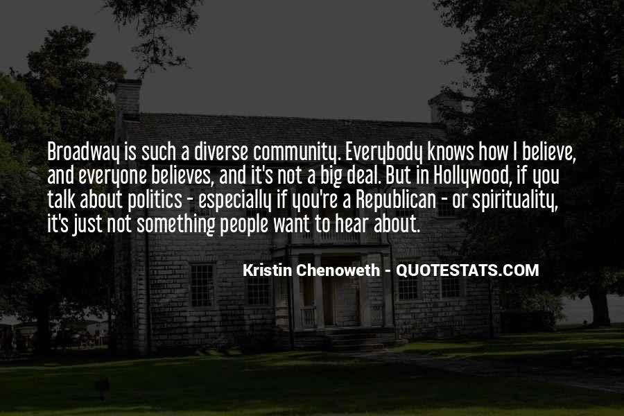 Kristin Chenoweth Quotes #1867187