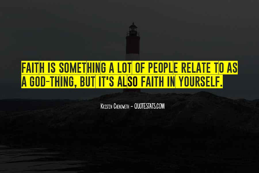 Kristin Chenoweth Quotes #252752