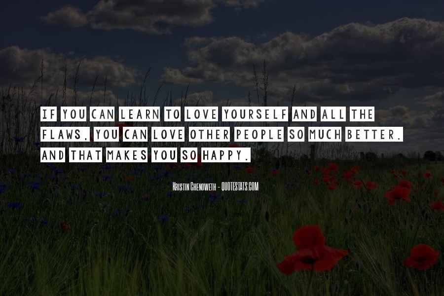 Kristin Chenoweth Quotes #524673