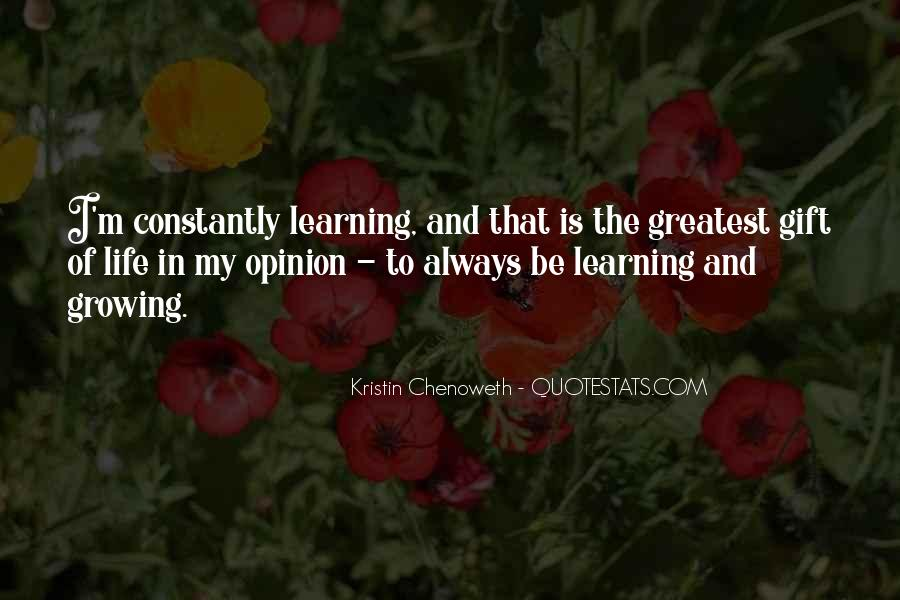 Kristin Chenoweth Quotes #655445