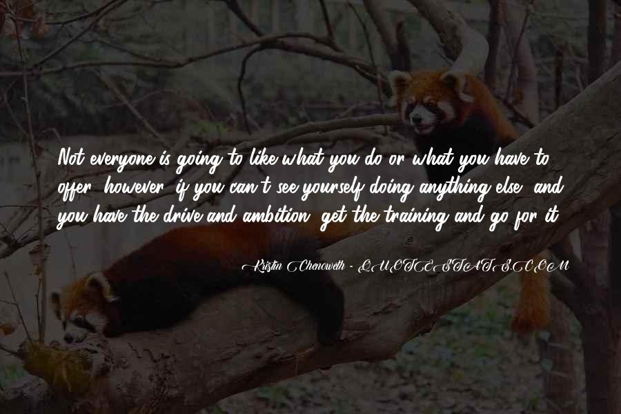 Kristin Chenoweth Quotes #713215