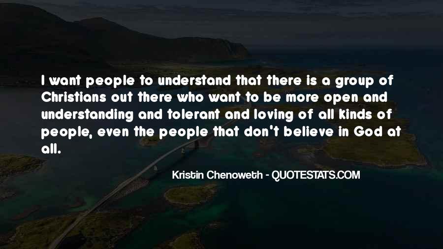 Kristin Chenoweth Quotes #749693