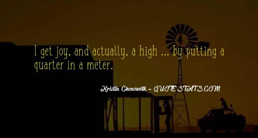 Kristin Chenoweth Quotes #775860