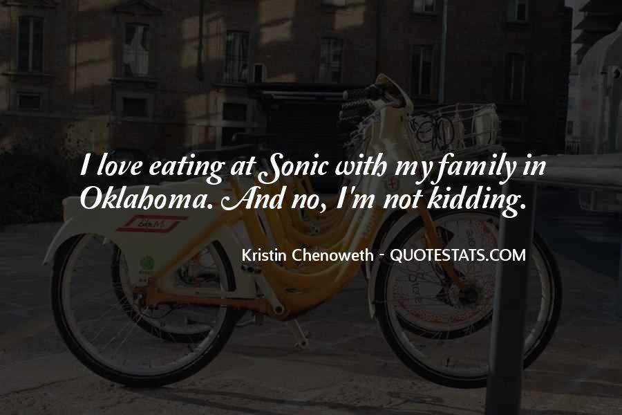 Kristin Chenoweth Quotes #799769