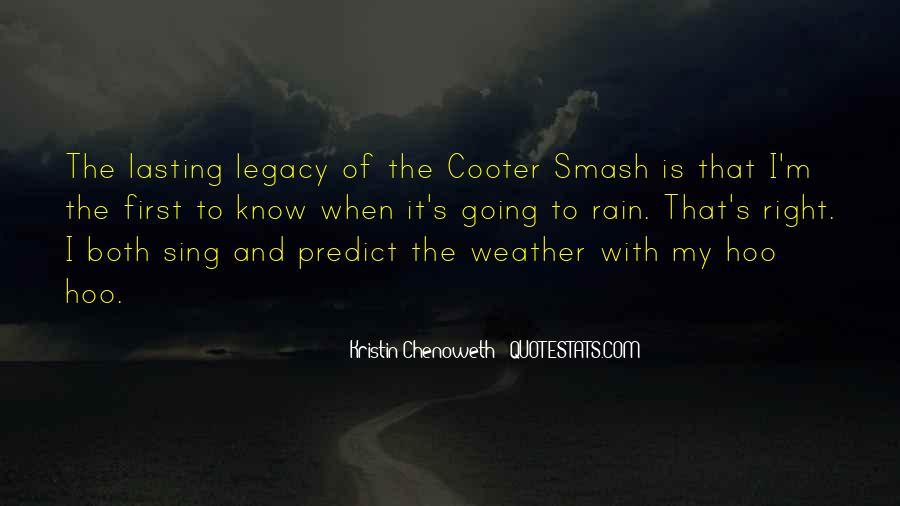 Kristin Chenoweth Quotes #860304