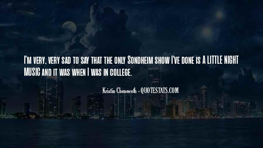 Kristin Chenoweth Quotes #871383