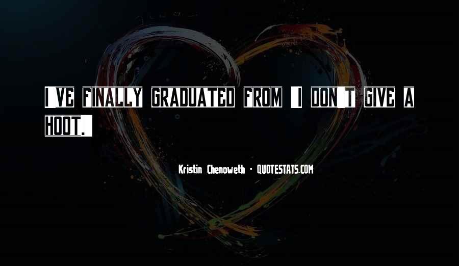 Kristin Chenoweth Quotes #89349