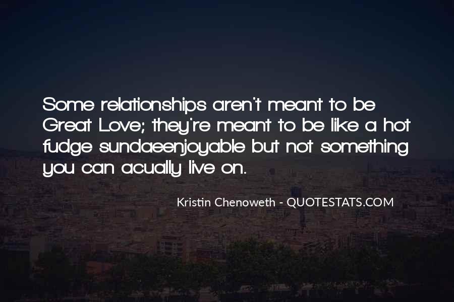 Kristin Chenoweth Quotes #903597