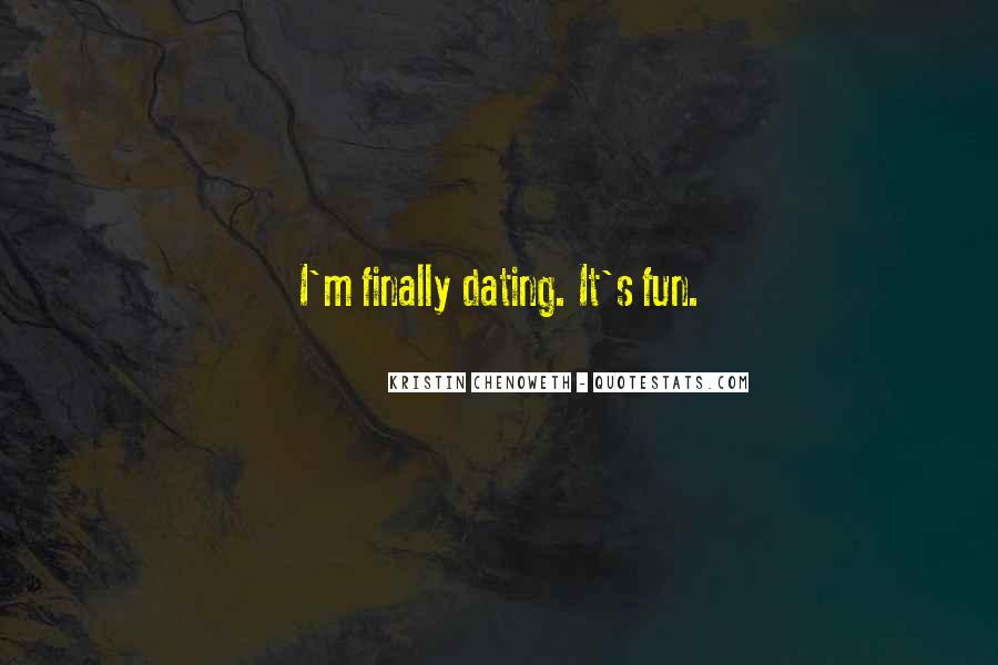 Kristin Chenoweth Quotes #933052