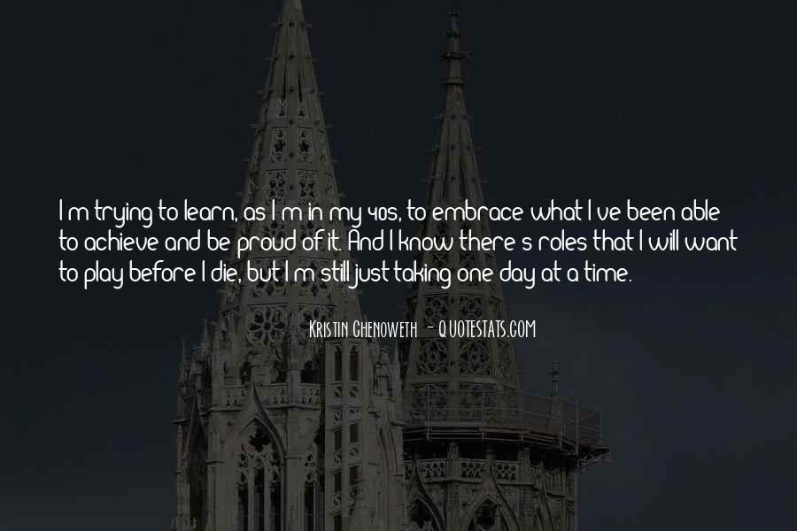 Kristin Chenoweth Quotes #968529
