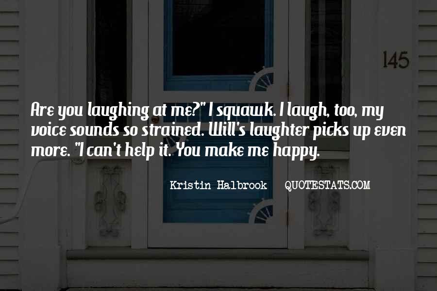 Kristin Halbrook Quotes #1036582