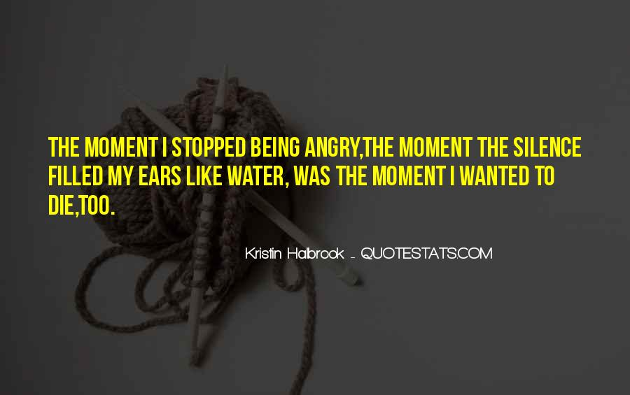 Kristin Halbrook Quotes #1360039
