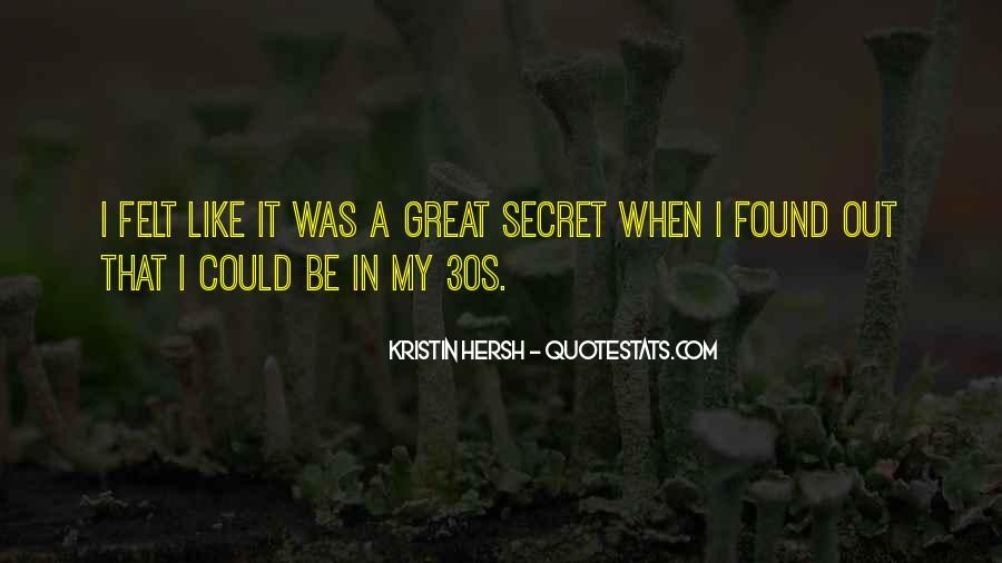 Kristin Hersh Quotes #1010455