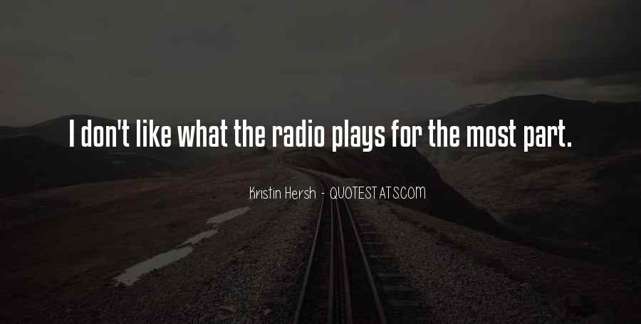 Kristin Hersh Quotes #1041684