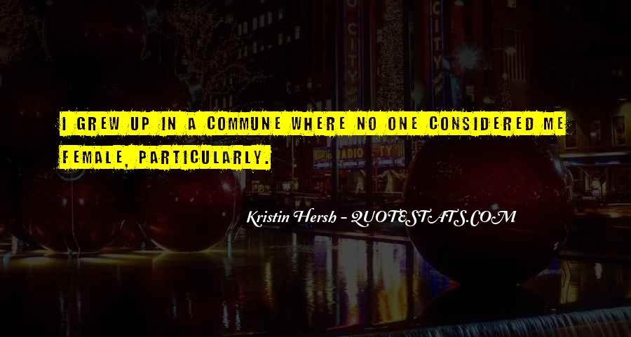 Kristin Hersh Quotes #1805143