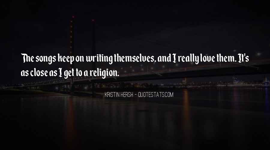 Kristin Hersh Quotes #576536