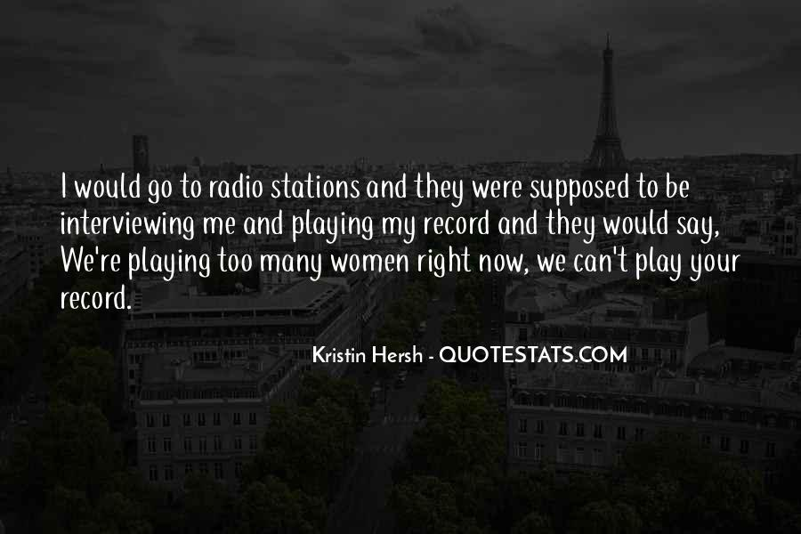 Kristin Hersh Quotes #904724