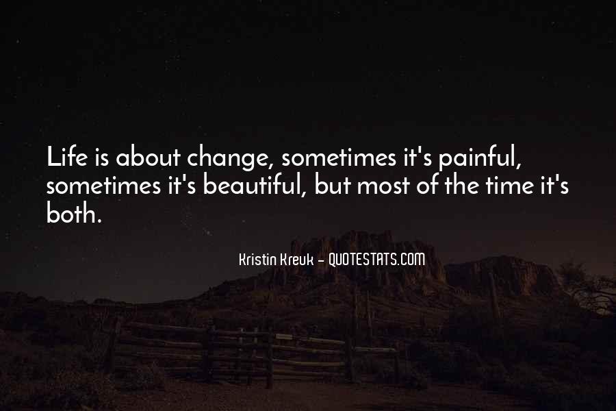 Kristin Kreuk Quotes #1265622