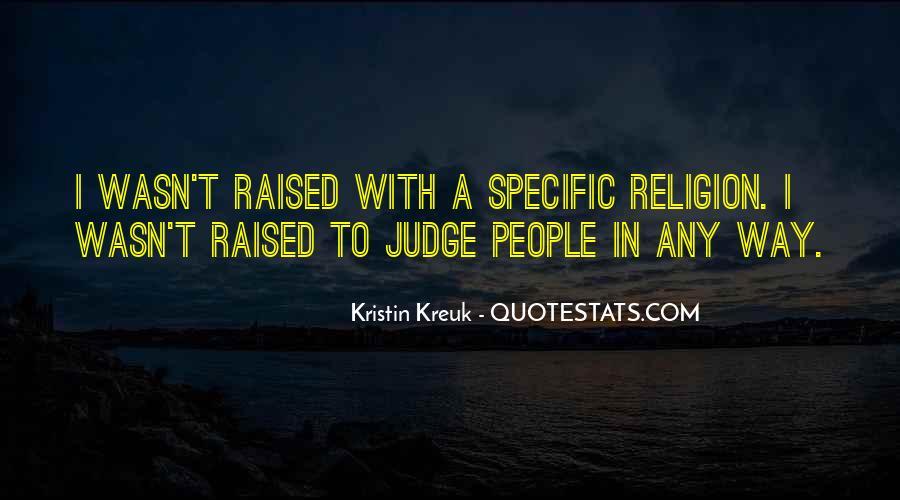 Kristin Kreuk Quotes #1275065