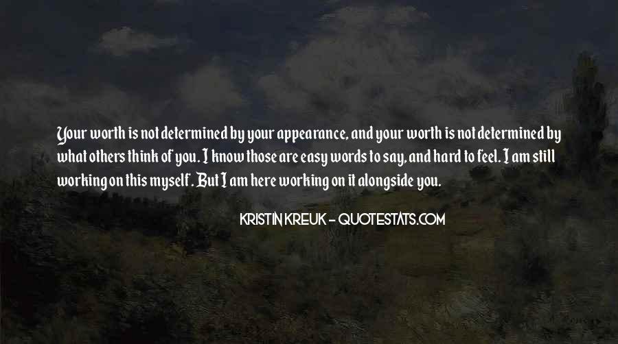 Kristin Kreuk Quotes #1395108
