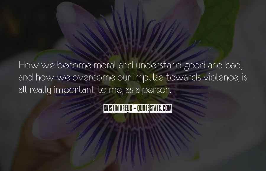 Kristin Kreuk Quotes #1684958