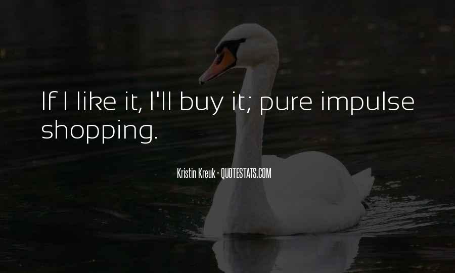 Kristin Kreuk Quotes #239138