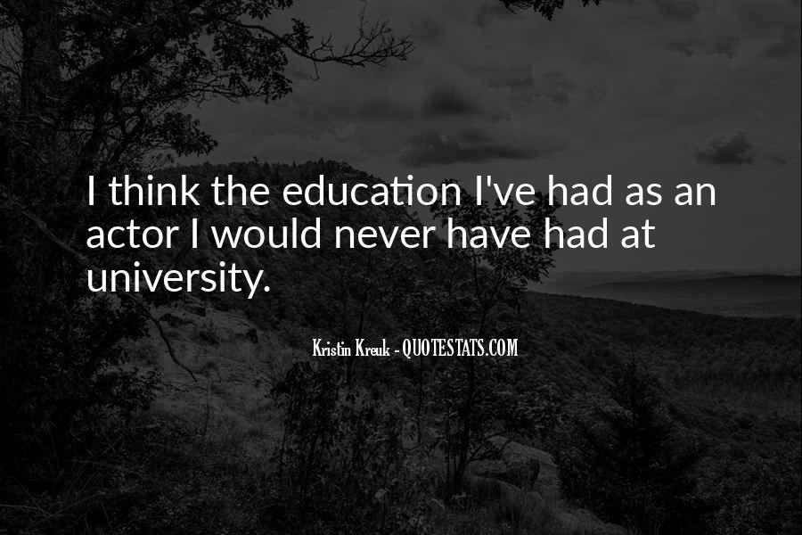 Kristin Kreuk Quotes #295458