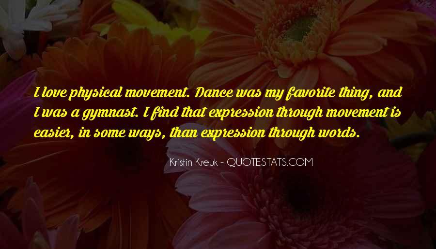 Kristin Kreuk Quotes #311681