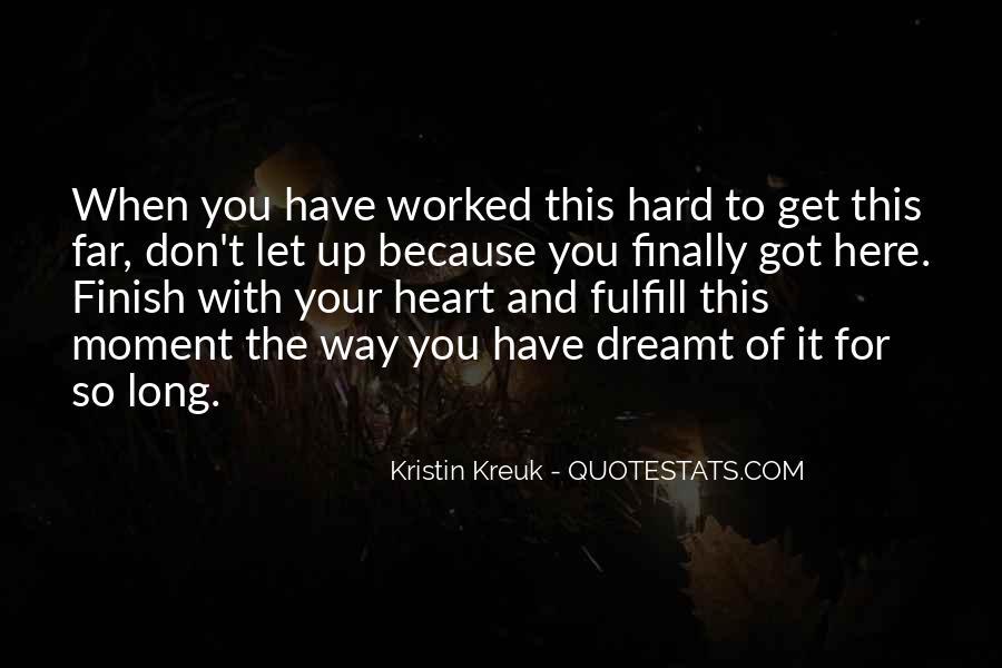 Kristin Kreuk Quotes #366164