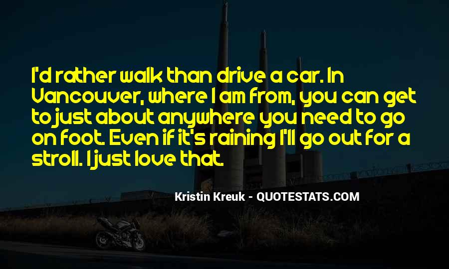 Kristin Kreuk Quotes #580603