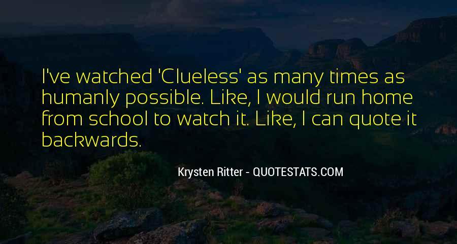 Krysten Ritter Quotes #1238431
