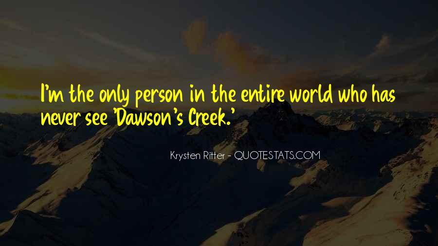 Krysten Ritter Quotes #1244679