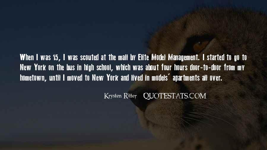 Krysten Ritter Quotes #1674706
