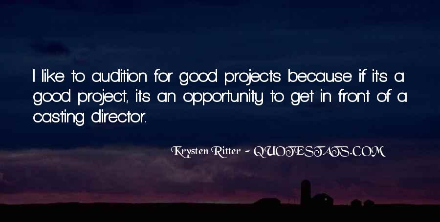 Krysten Ritter Quotes #324614