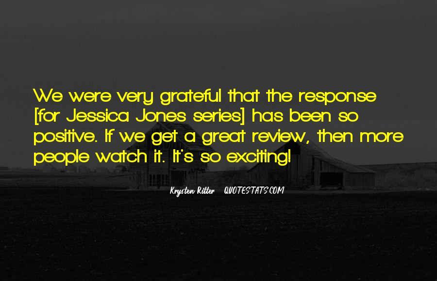 Krysten Ritter Quotes #499723