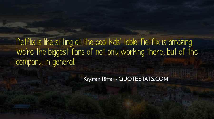 Krysten Ritter Quotes #70359