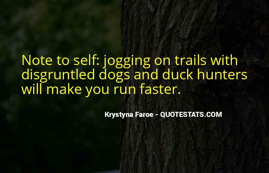 Krystyna Faroe Quotes #239762