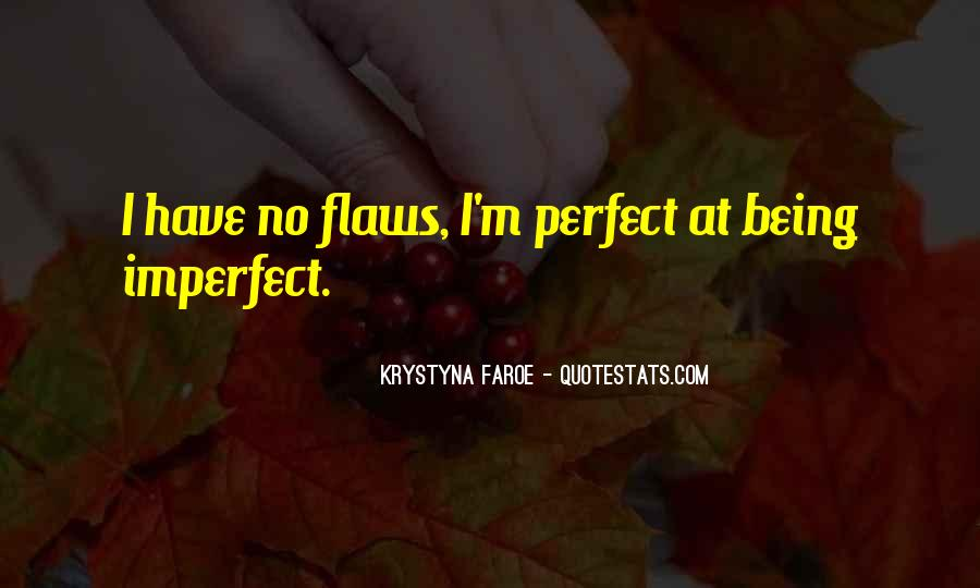 Krystyna Faroe Quotes #91258