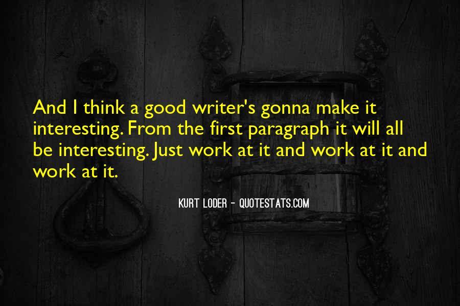 Kurt Loder Quotes #218435