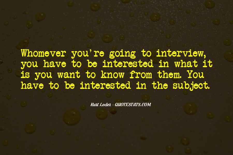 Kurt Loder Quotes #26053